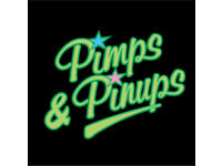 Pimps and Pinups FREE HAIRCUT! TODAY! 2pm!