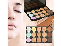 Bulk Wholesale Job Lot 100 X 15 Colour Contour Make Up Beauty Pallet Makeup - New / Unbranded