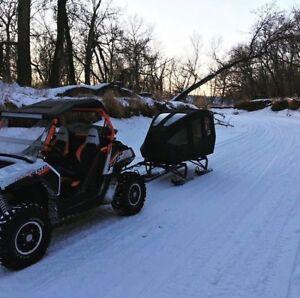Equinox SnowCoach MPV sleigh