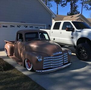 Wanted 1947-1953 Chevy Pickup