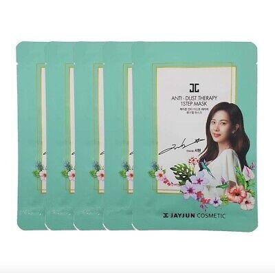 JAYJUN Korean beauty Anti-dust Therapy Facial Sheet 1pcs LIMITED EDITION SEOHYUN