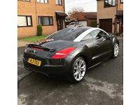 PEUGEOT RCZ 1.6 THP GT - Extremely Low Milage. Immaculate car.