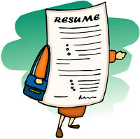 Professional Resume & Cover Letter Editing PhDs
