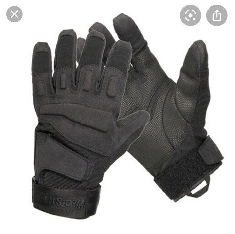 Blackhawk SOLAG Light Assault Gloves 8063 XL FULL FINGER Blackhawk gloves
