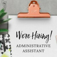 Full-Time Administrative Assistant Position