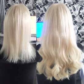Micro Ring Hair Extensions London- *September offer available*