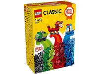 **LEGO** ~~CLaSSic~~
