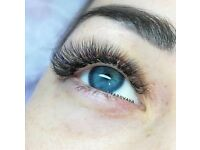 Models needed for Russian Eyelash Extensions