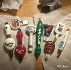 Beer tap handle bar man cave