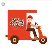 Food Delivery Driver Needed