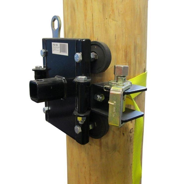 Portable Winch Tree / Pole Mount w/ Anchor Strap - PCA-1263