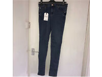Women's size 10 misselfridge jeans
