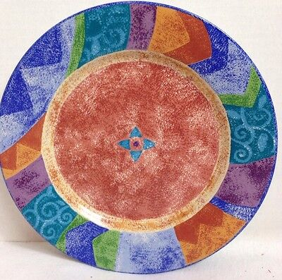 3 SANGO Valerian by SUE ZIPKIN SALAD  LUNCHEON PLATES Mix & Match Anything Goes Luncheon Plate Mix