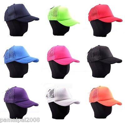 Mesh Cap China (Basecap Kappe UNISEX Mesh Cap Baseballcap Schirmkappe Mütze Trucker EINFARBIG)