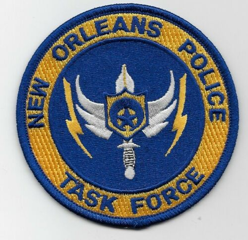 New Orleans Police Task Force SWAT SRT State Louisiana LA
