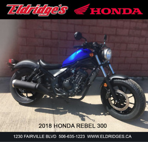 2018 Honda® Rebel®300 ABS