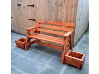 Garden Bench Package