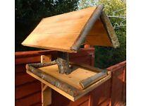 bird table - hand made