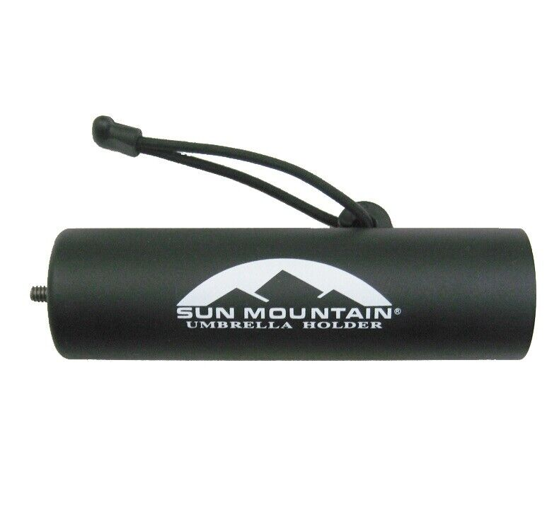 SUN MOUNTAIN ADJUSTABLE UMBRELLA HOLDER for PUSH/PULL CARTS - TUBE INCLUDED