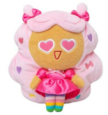 Cookie Run Official Cotton Candy Plush Doll Stuffed Toy