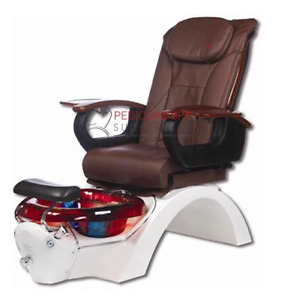 SPA PEDICURE CHAIRS - NEW