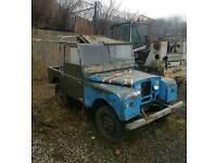 Wanted land rover series 1