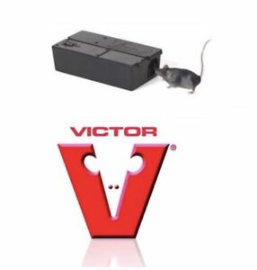 NEW VICTOR ELECTRIC MOUSE TRAP