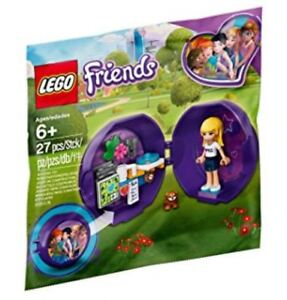 LEGO Friends Polybag Clubhouse Pod Stephanie 5005236 NEW SEALED