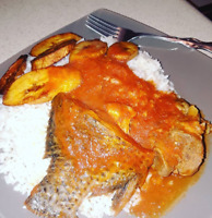 Tasty Naija Food