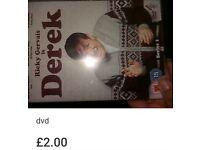 Derek series 1 dvd starring ricky gervais