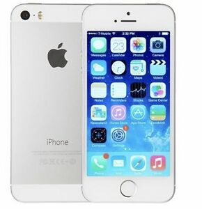 iPhone 5s 32gb- White (Locked to Rogers)