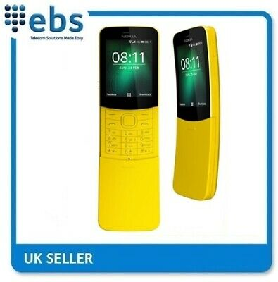 Nokia 8110 4G Mobile Phone on EE