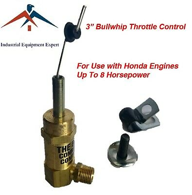 3 Bullwhip Throttle Control Cable Gas Air Compressor Unloader Tcsa-h-5565-sct