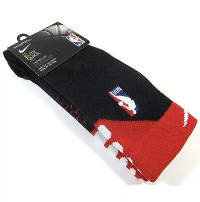 Nike Elite Quick NBA  Basketball Crew Socks SX6361-657 Size Large 8-12