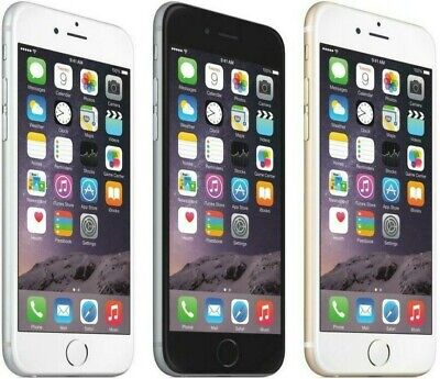 Apple iPhone 6 - 16GB / 64GB /128GB - Factory Unlocked - AT&T T-Mobile / Global