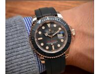 Rolex Yachtmaster 40 Everose Gold