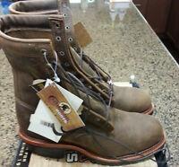 Mens Chippewa Boot (BNWT)
