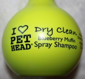 PET HEAD DRY PET SHAMPOO SHAMPOOING SEC ANIMAUX COMPAGNIE West Island Greater Montréal image 2