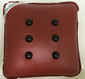 Massage Pillow Leather Sirius New
