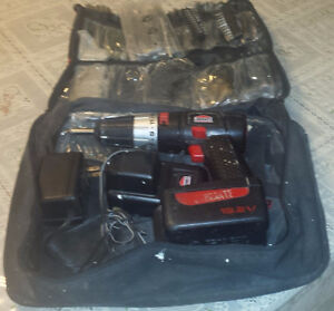 Various tools,  power tool, screw driver, Knife etc,