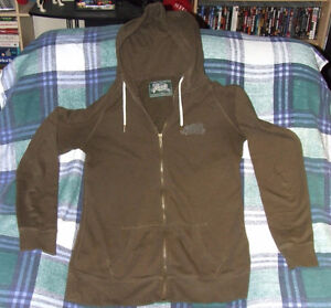 Roots Full Zippered Hoodie - $15.00