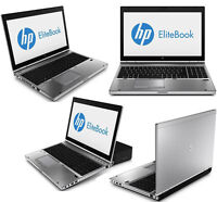 HP Elitebook 8570p Core i5 (3ieme gen),4gb,320gb,USB 3.0, 15.6""