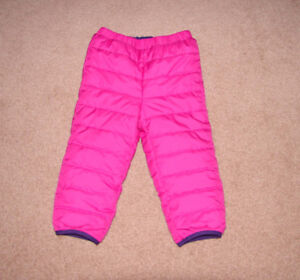 Columbia Reversible Snow Pants - 18-24, / Shoes 5, 5.5
