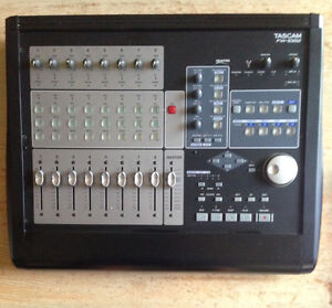 Tascam FW-1082 DAW Control Surface/Firewire Audio-MIDI Interface