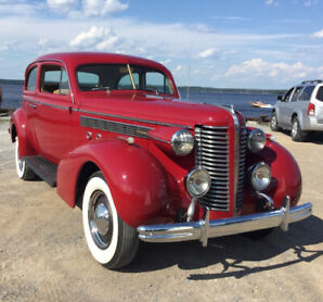1938 Buick Special 2 Door Sedan Classic Car For Sale Ontario