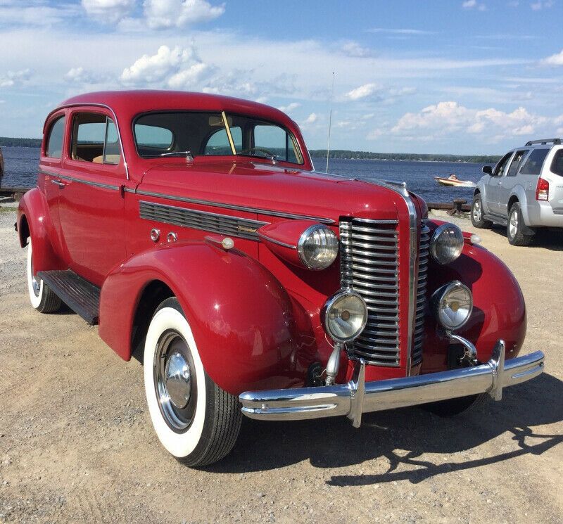 1938 Buick Special 2 Door Sedan Classic Car For Sale