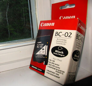 cartouche imprimante Canon BC-02 printer ink