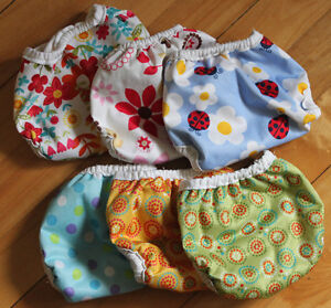 Cloth diapers West Island Greater Montréal image 3