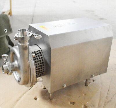 Techtongda Stainless Steel Sanitary Centrifuge Pump 304 Food Grade 110v 2200w