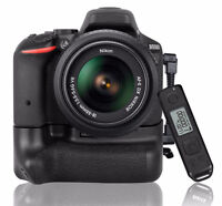 Nikon D5500 Multipower Holder With 2.4G Wireless Remote Control